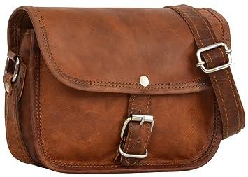 38da43495db90 Gusti Leder nature  quot Mary XS quot  Damen Kleine Umhängetasche Vintage  Handtasche