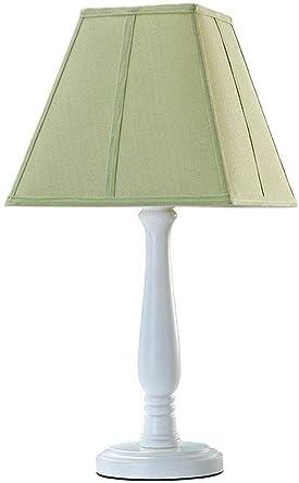 Lámpara De Mesa Lámpara De Mesilla Tela Rosa Lámpara De Escritorio ...