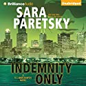 Indemnity Only Audiobook by Sara Paretsky Narrated by Susan Ericksen