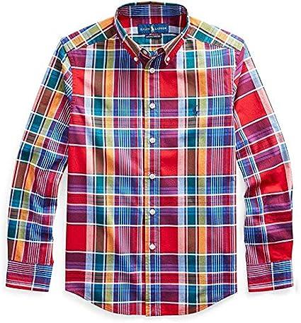 Polo Ralph Laurent - Camisa LS BD-TP-SHT 323750000004 ...