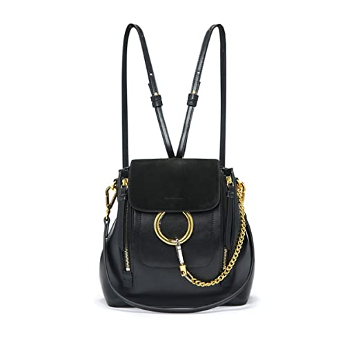 22df5d21ec36 FairyBridal Women Real Leather Satchel Cross Body Handbags,Backpack 3 Colors