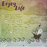 Enjoy Life Jessica Rose 2018 16-Month Wall Calendar