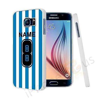 Argentina Colores Camiseta de fútbol Personalizada, Cualquier Nombre, Cualquier número Snap-on Hard