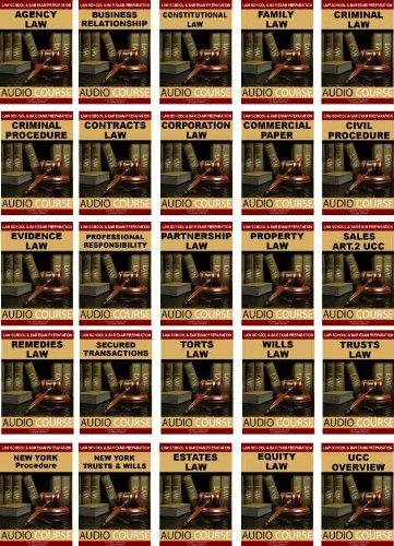 Download New York Bar Exam (Audio Package) pdf epub