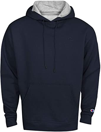 Champion Men/'s Powerblend® Fleece Pullover Hoodie S0889 407D55