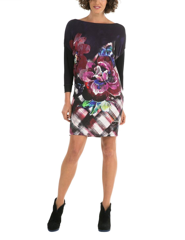 robe longue desigual amazon la mode des robes de france. Black Bedroom Furniture Sets. Home Design Ideas