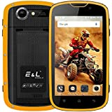 E&L Proofing W5S 1GB+8GB 4.0 inch Android 6.0 SC7731 Quad Core up to 1.2GHz WCDMA & GSM