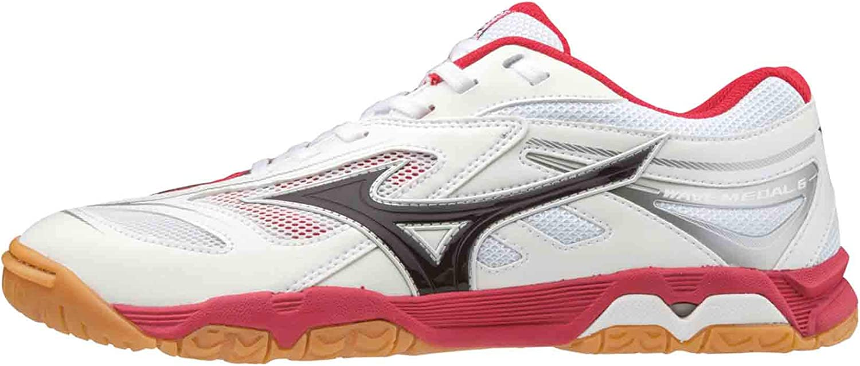 Mizuno Chaussures Wave Medal 6: Amazon.es: Deportes y aire libre