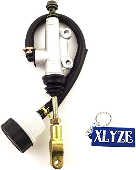 Xlyze Chino Atv Quad Bremse Hinten Master Hydraulikzylinder Mit Tank Für Atv 50cc 70cc 90cc 110cc 125cc 150cc 200cc 250cc Pit Dirt Bike Auto