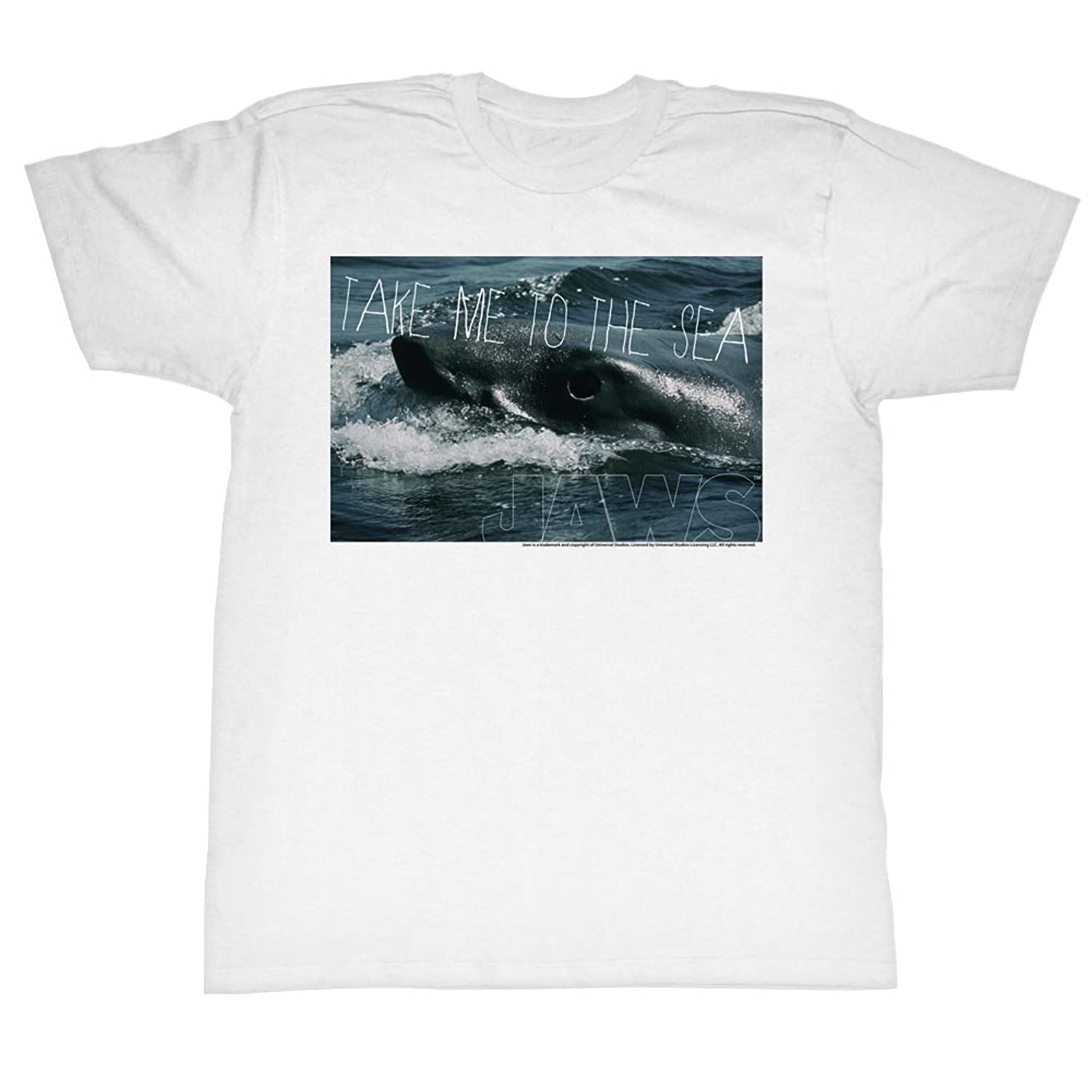 Jaws - Mens Sea Legs T-Shirt