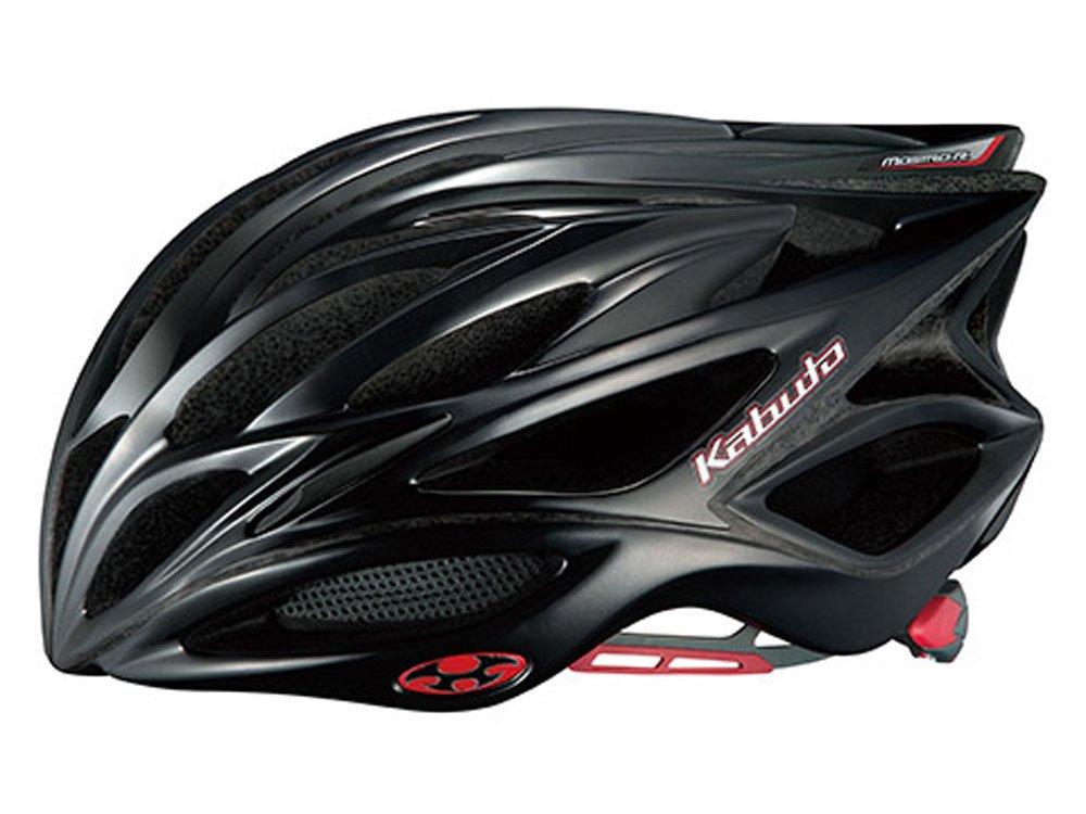 OGK KABUTO(オージーケーカブト) ヘルメット MOSTRO-R ブラック サイズ:L   B00UYB1EW8