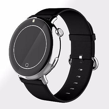 C7 Sport Bluetooth Reloj Inteligente Podómetro A Prueba De Agua De Natación Dispositivo De La Frecuencia Cardíaca Smartwatch para Hombres Mujeres,Black: ...