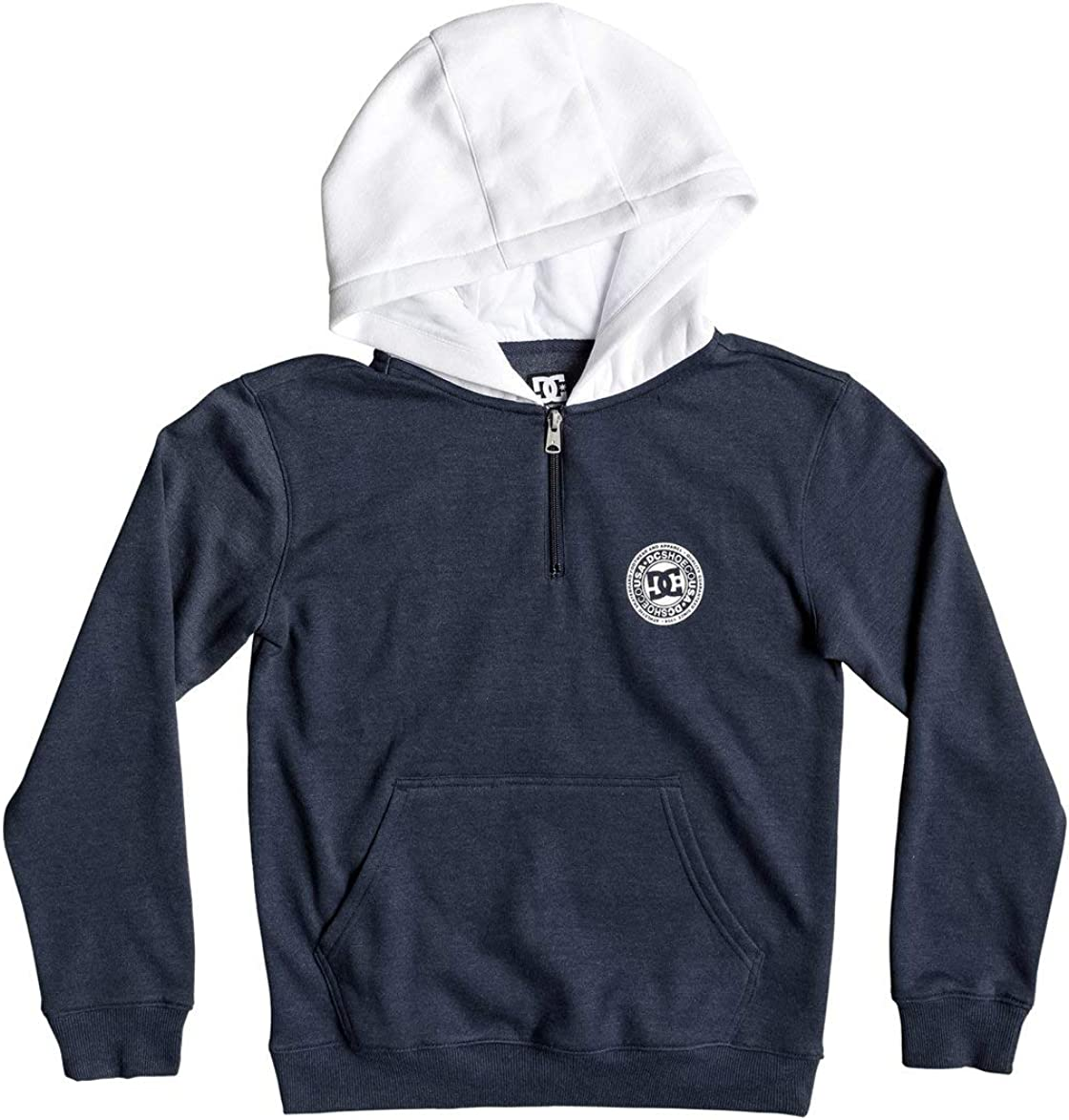 DC Shoes Rebel Sweat zippé à capuche Garçon Enfant 8 16
