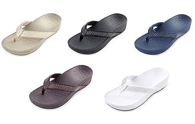 6a5c7cbbf783 Vionic Orthotic Pacific Kehoe Wedge Sandal  Amazon.co.uk  Shoes   Bags
