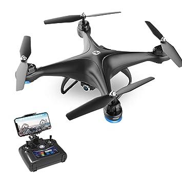 Holy Stone HS110D Drone con Cámara FPV 1080P HD Vídeo a Tiempo ...
