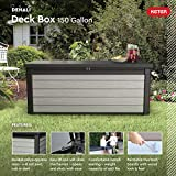 Keter Denali 150 Gallon Resin Large Deck