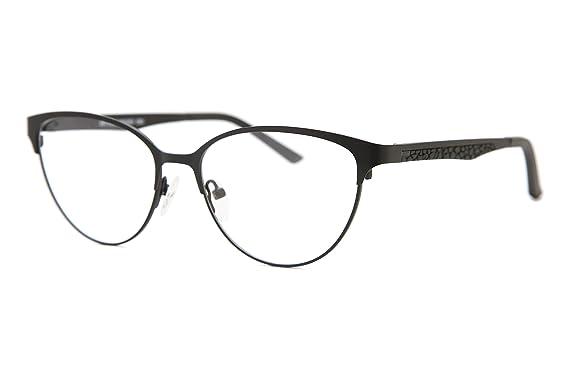 4118a9bf01 SmartBuy Collection Rick Unisex Prescription Eyeglass Frames - Full Rim Cat Eye  Designer Glasses Frame -