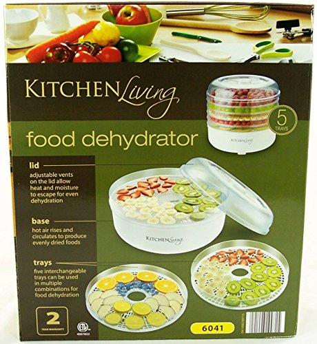 kitchen living 5 tray electric food dehydrator buy online in oman rh oman desertcart com how to use kitchen living food dehydrator kitchen living food dehydrator aldi