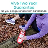Vive Mini First Aid Kit (65 Piece) - Bandage and