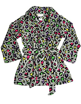 I heart Tweenklz - Big Girls' Plush Bathrobe
