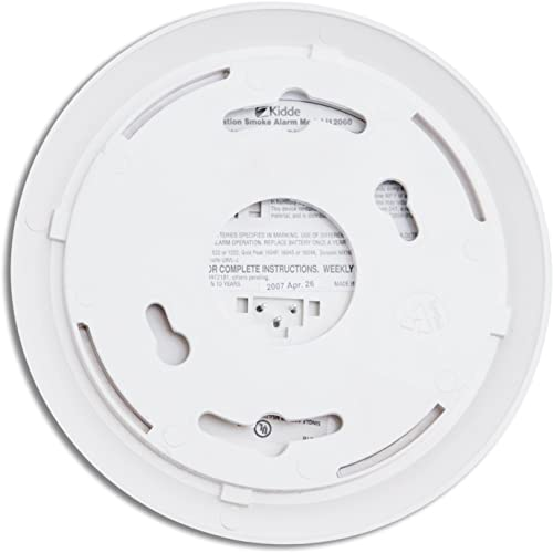 Front Load Smoke Alarm