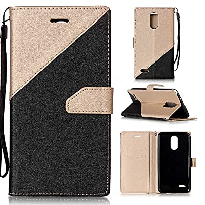 LG Stylo 3 LS777 Case, LG Stylus 3 Wallet Case, Everun Premium PU Leather Flip Credit Card Holder Wristlet Protective Wallet Case for LG Stylo 3 LS777 / LG Stylus 3 from Everun