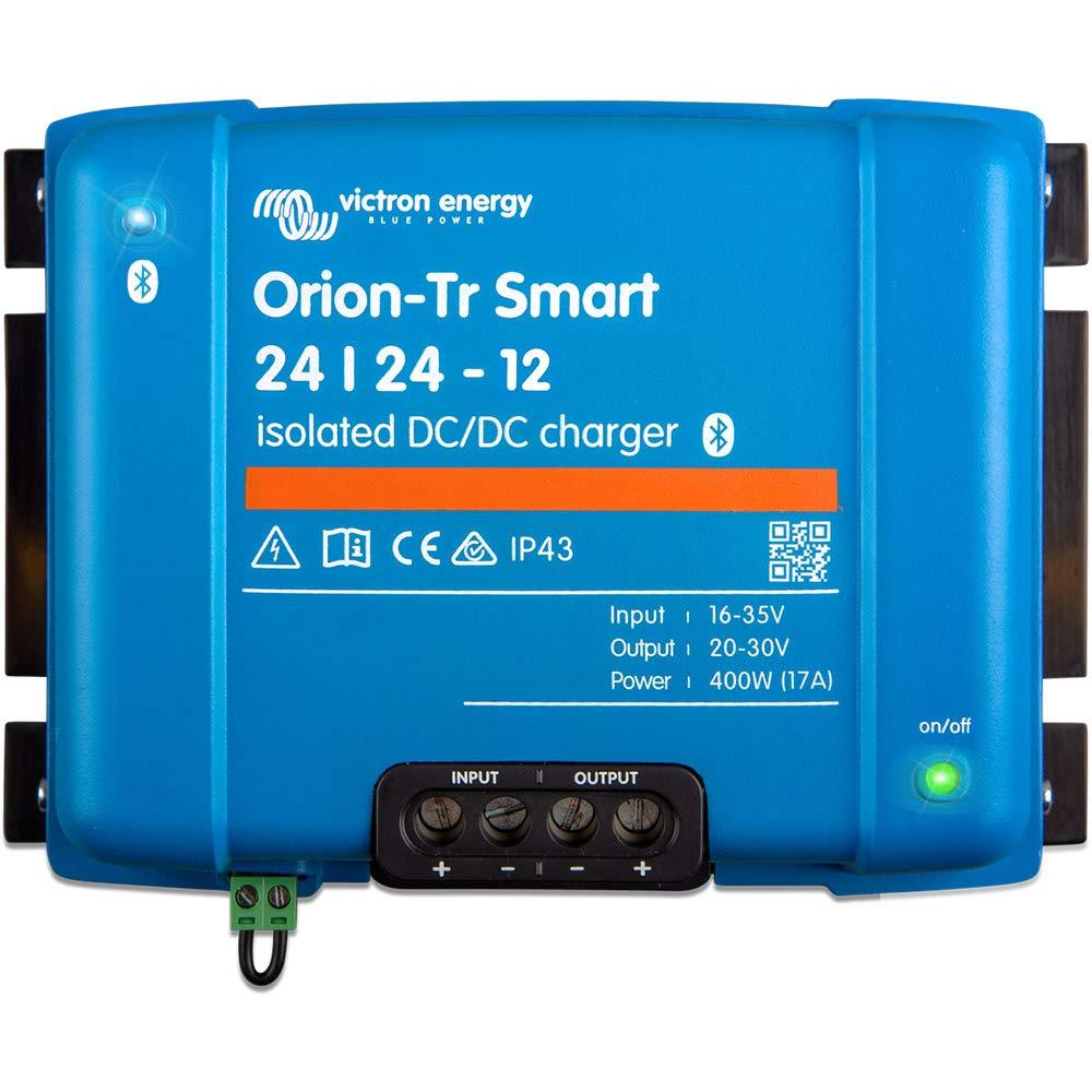 Victron Orion-Tr Smart 24/24-12 A (280 W) DC DC Convertidor Cargador B2B
