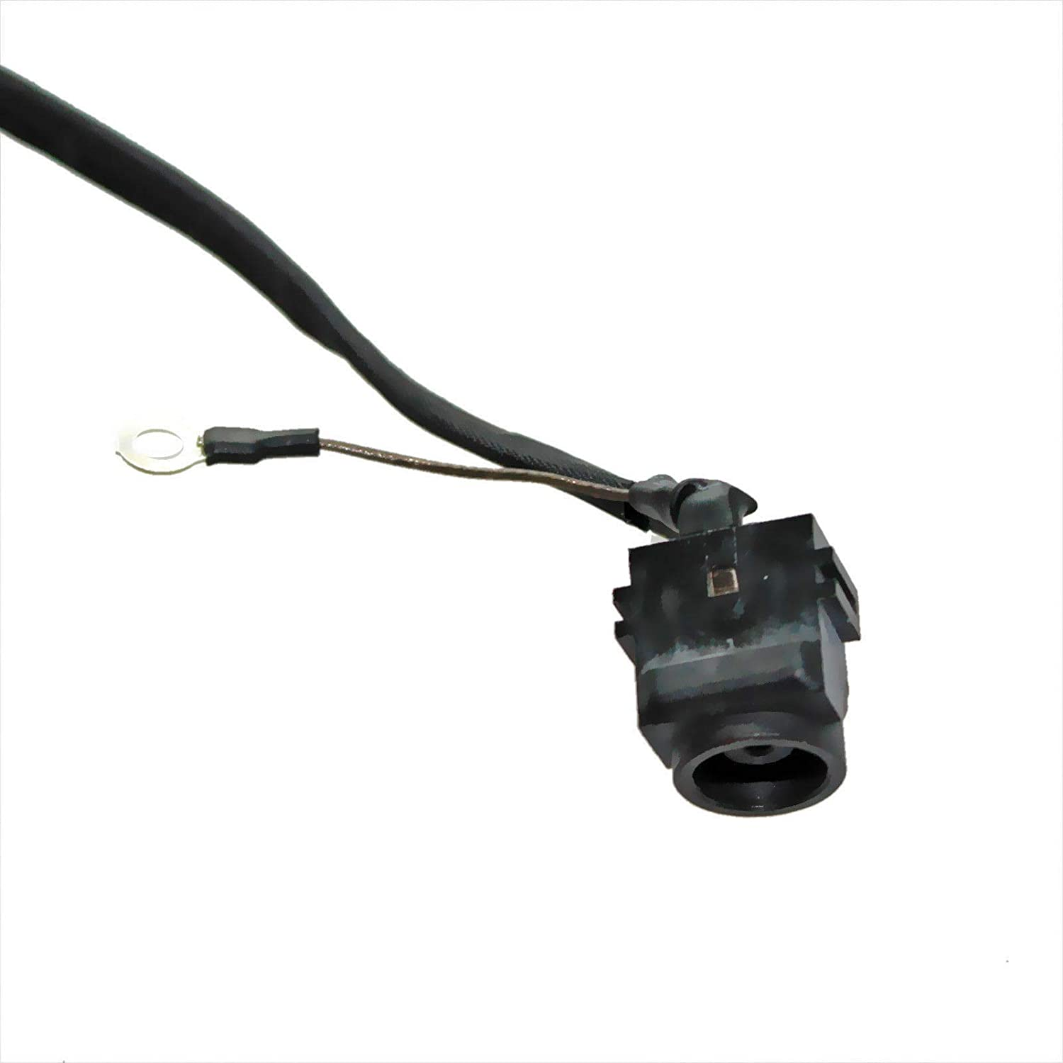GinTai AC DC in Power Jack with Cable Socket Plug Replacement for Sony VAIO SVS15115FXB SVS15116FXB