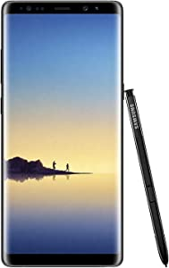 Samsung Galaxy Note8-64GB Unlocked GSM LTE Android Phone w/Dual 12 Megapixel Camera - Orchid Gray (Renewed)