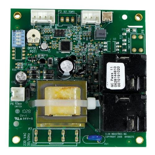 Apw (American Permanent Ware) 1481700 Temperature Control Board Apw Electronic Griddle Eg-24H Eg-36H Eg-48H 461712
