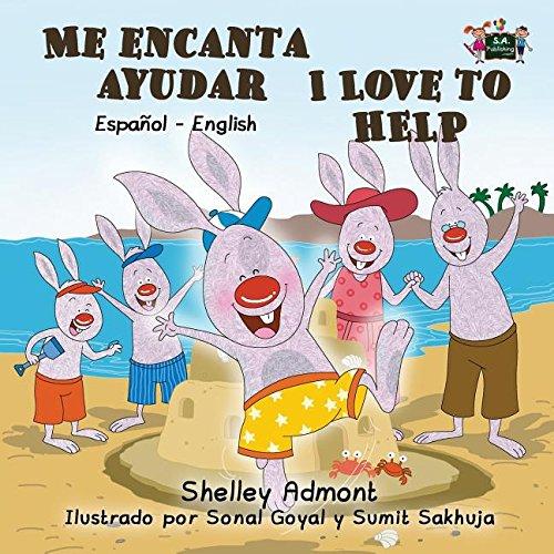 Download Me encanta ayudar I Love to Help: Spanish English Bilingual Edition (Spanish English Bilingual Collection) (Spanish Edition) pdf epub