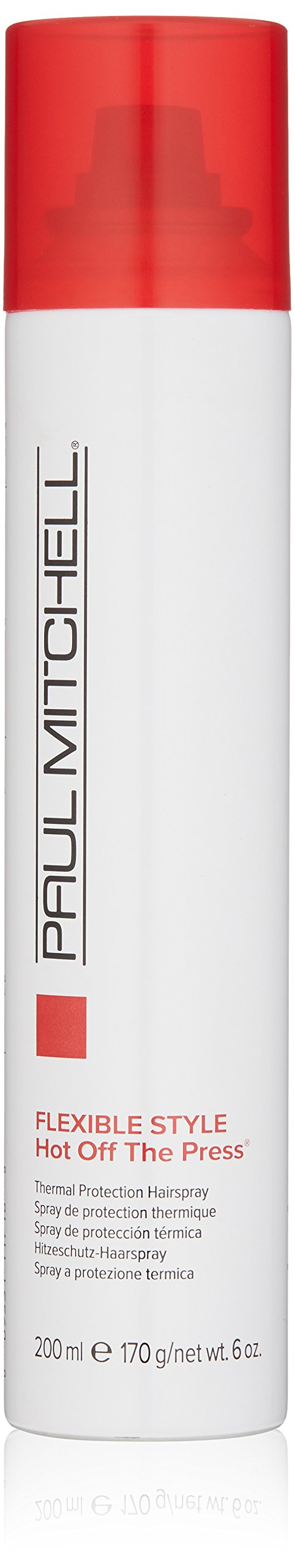 Paul Mitchell Hot Off The Press Thermal Protection Spray,6 oz by Paul Mitchell