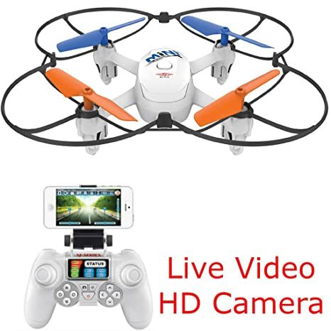 Amazoncom Skyco Mini Rc Wifi Fpv Wifi Drone Quadcopter With Hd