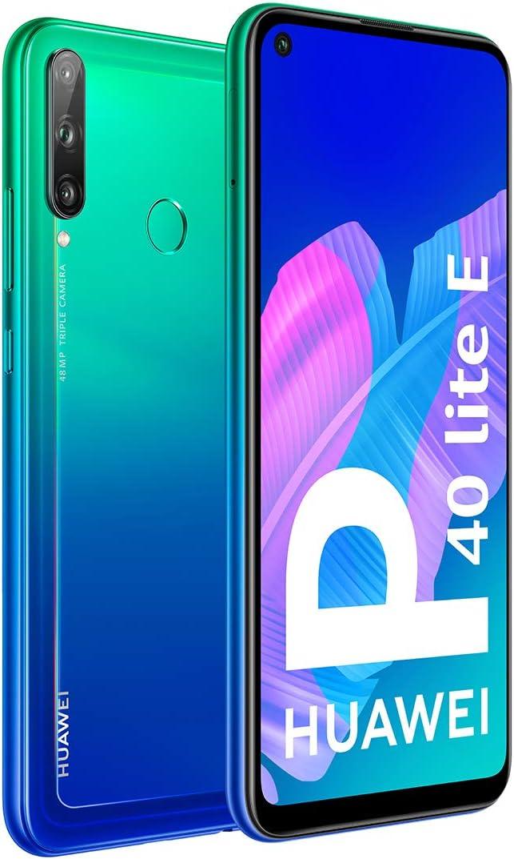 Huawei P40 Lite E Smartphone 64 Gb 4 Gb Ram Dual Sim Aurora Blue Elektronik