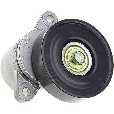 Bodeman - Accessory Drive Belt Tensioner for Aerio Esteem Sidekick SX4 Crossover Tracker Vitara - #ALT04448, Interchange #38156: Automotive
