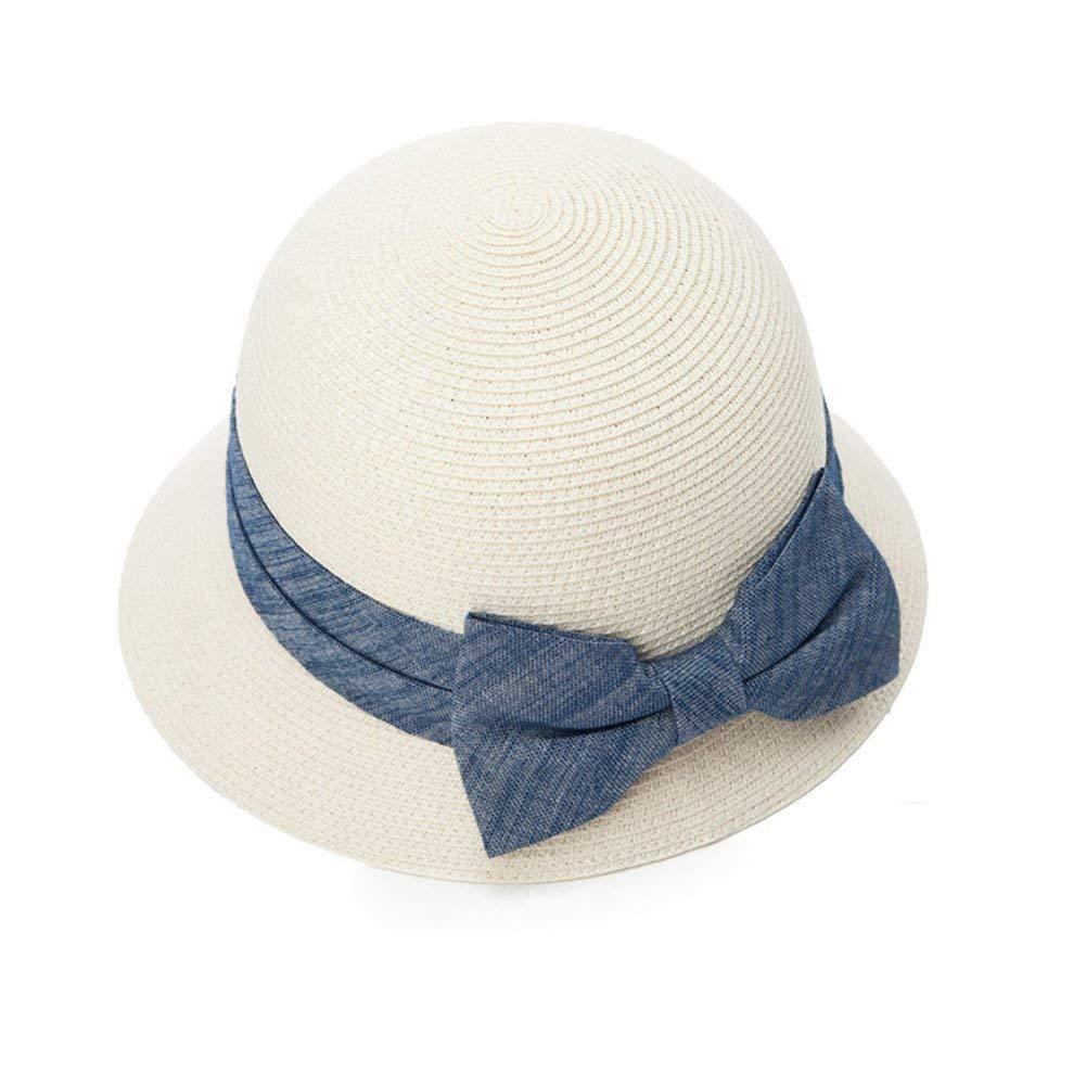 LTS 夏の帽子の韓国のビーチ紫外線折りたたみ式旅行帽子日曜日の帽子 クラシックキャップ One Size B B07Q4BYJND