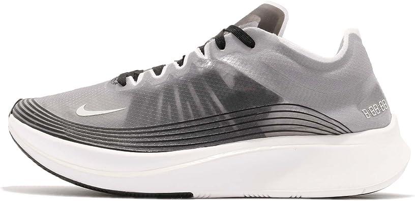 Nike Zoom Fly SP, Zapatillas para Hombre, Multicolor (Black/Light Bone/White 001), 43 EU: Amazon.es: Zapatos y complementos