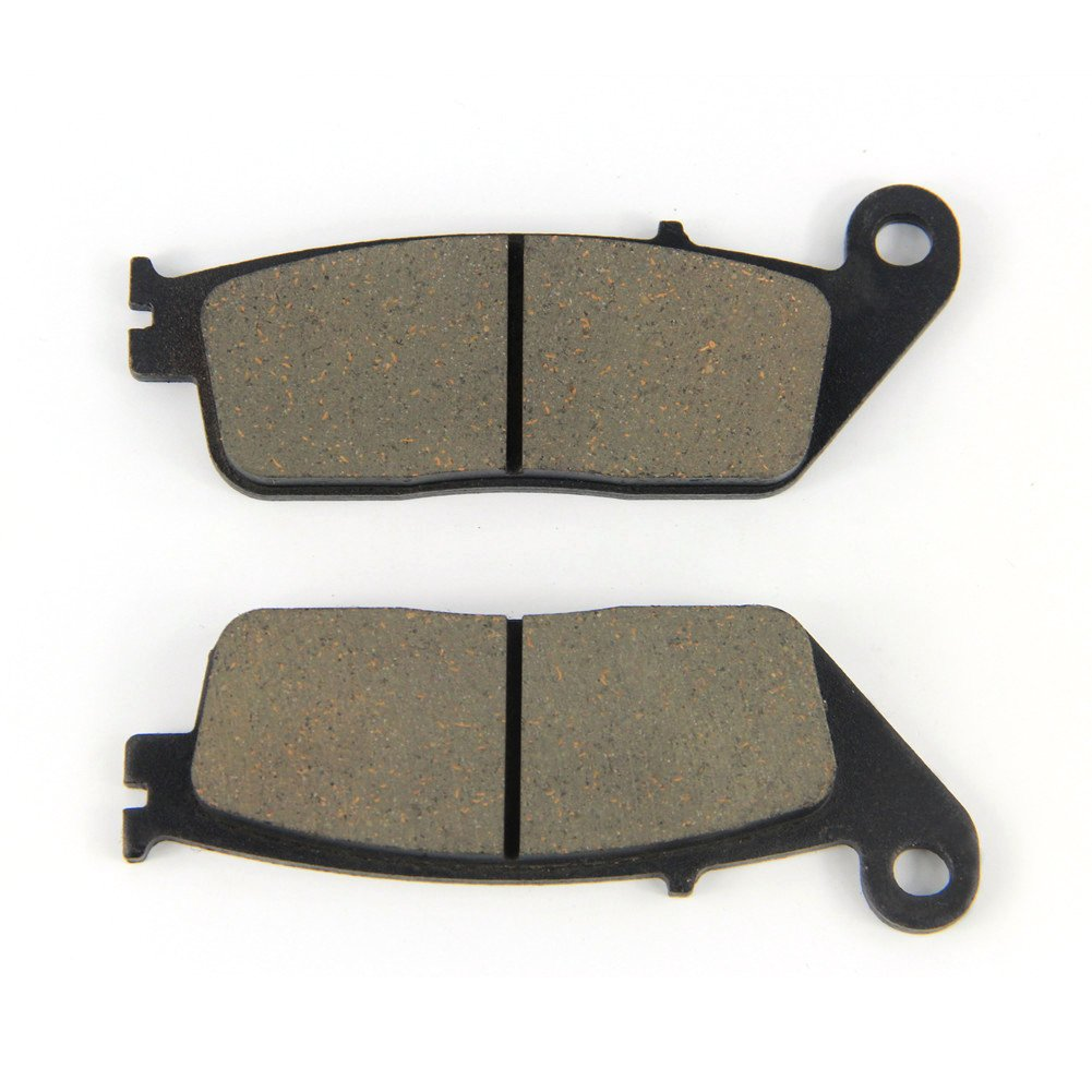 SOMMET Motorcycle Rear Brake Pads Disc 1 pair for Honda FJS 600 1 A Silverwing 2 D 2001-2009