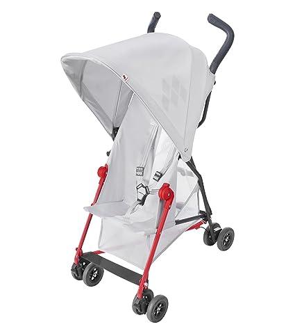 Maclaren Mark II Stroller, Silver by Maclaren