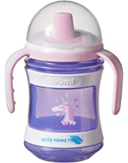 TOMMEE TIPPEE Discovera Training Cup, 260 ml Capacity, Purple