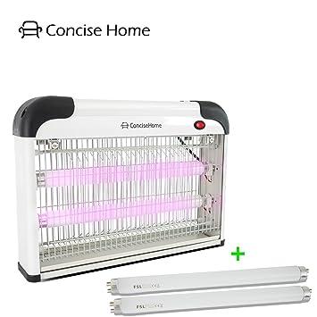 Concise Home 20W Destructeur d insectes lamp anti-insectes vous pourrez  enfin vous débarrasser d5fd73da894e