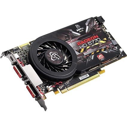 XFX Radeon HD5770 SS Eyefinity - Tarjeta gráfica ATI (PCI-e ...