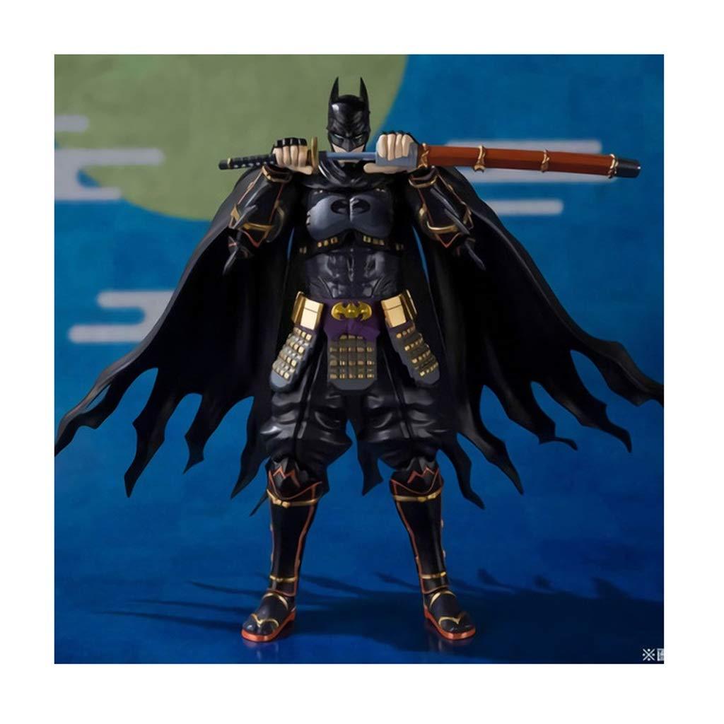 YIFNJCG Vengadores Ninja Batman Modelo de Anime Guerra Infinita Batman Cambio de Cara Estatua Regalo Recuerdos Artesanía Decoración (Alrededor de 16 CM)