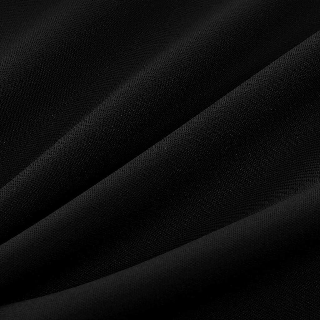 JERFER Jumpsuit Donna Rompers Overall Tuta da Donna con Maniche Corte E Abito da Sera Casual da Donna