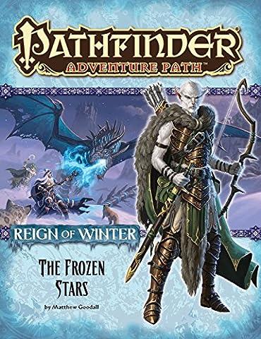 Pathfinder Adventure Path: Reign of Winter Part 4 - The Frozen Stars - Winter Stars