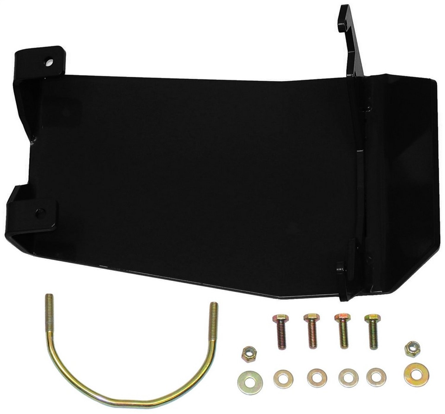 Rancho RS6242B Rear Differential Glide Plate for Jeep Wrangler JK