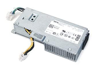 61OPCnjUnZL._SX355_ amazon com genuine dell 200w c0g5t, 1vcy4 power supply unit psu Dell Gx Optiplex Power Supply at crackthecode.co