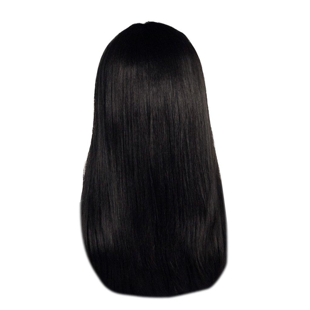 【まとめ買い】 Baosity フルウィッグ B07BY4XXS4 かつら ウィッグ Baosity 約55cm イメチェン 可愛い ストレート 人間の髪 耐熱 高品質 B07BY4XXS4, 下地町:cf5b10fc --- a0267596.xsph.ru