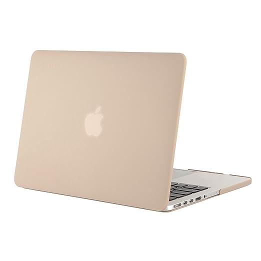 761 opinioni per MOSISO Custodia Rigida in Plastica on Case Cover Solo per MacBook Pro 13 Pollici