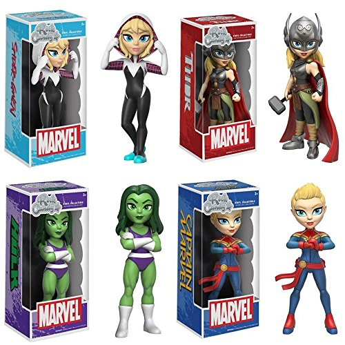 Funko Rock Candy: Marvel Comics Series 1 5.5